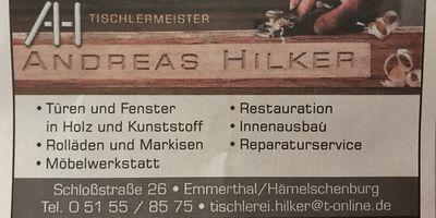 Hilker Andreas Bau- u. Möbeltischlerei Kunststoffenster in Hämelschenburg Gemeinde Emmerthal