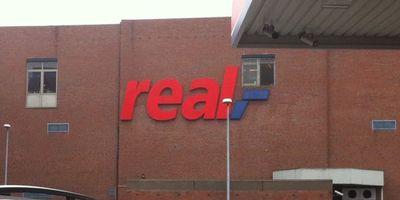 real,- SB-Warenhaus in Papenburg