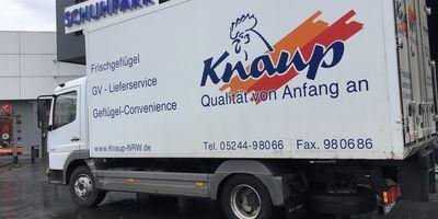 Knaup, Geflügelschlachterei, Imbissbedarf-Großhandlung GmbH & Co. KG in Druffel Stadt Rietberg
