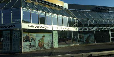 Auto Peitzmeyer GmbH Finanz Service Bielefeld im Autohaus Peitzmeyer in Bad Stadt Salzgitter