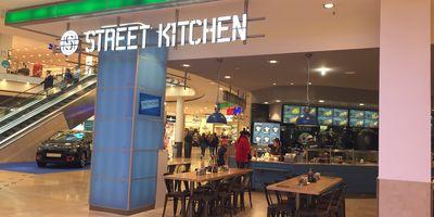 Street Kitchen - in der Stadt-Galerie Hameln in Hameln