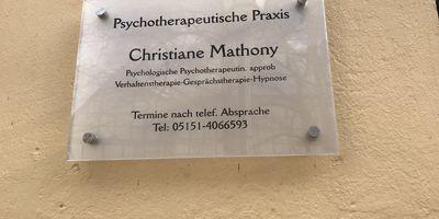 Christiane Mathony in Hameln