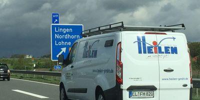 Sanitär Heilen GmbH in Laxten Stadt Lingen