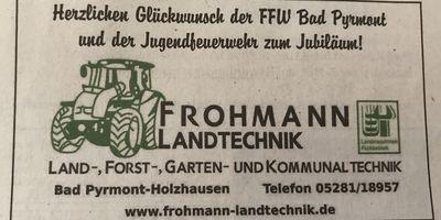 Frohmann Friedrich in Bad Pyrmont