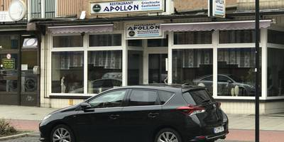 Apollon Restaurant in Hildesheim