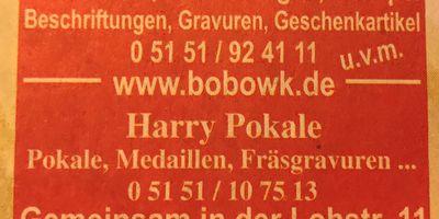 Harry-Pokale in Hameln