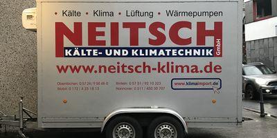 Neitsch Kälte- und Klimatechnik GmbH in Rinteln