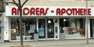 Andreas Apotheke Dr. Fred Martin in Hildesheim