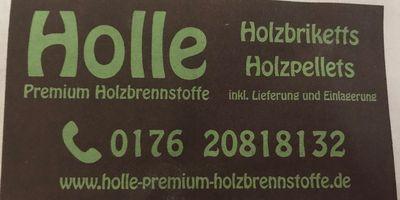 Holle Premium Holzbrennstoffe in Hameln