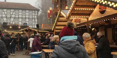 Weihnachtsmarkt Rinteln in Rinteln