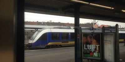 Bahnhof Goslar in Goslar