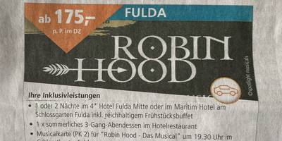 Hotel Fulda Mitte in Fulda