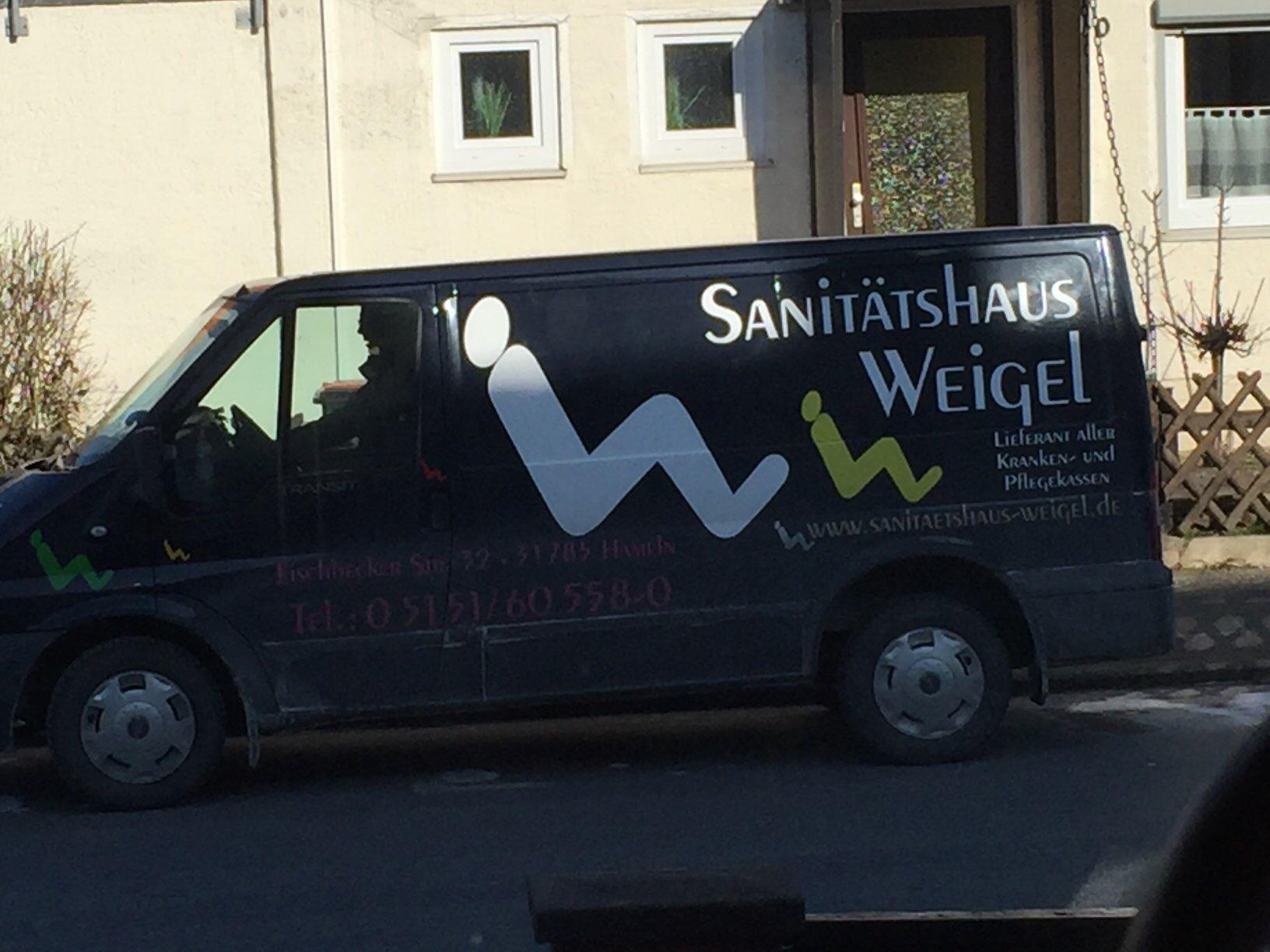 bf9c3d1ee0745d ➤ Sanitätshaus Weigel GmbH   Co. KG 31785 Hameln-Innenstadt ...