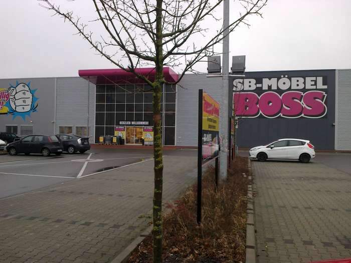 Sb Mobel Boss Handels Gmbh Co Kg In Berlin In Das Ortliche