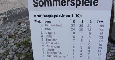 Olympisches Dorf in Wustermark
