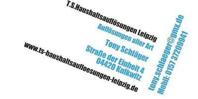 T.S.Haushaltsauflösungen Leipzig in Markranstädt