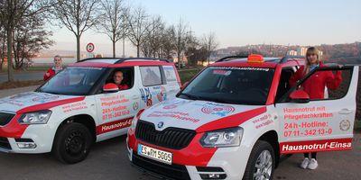 Hausnotruf und PflegeergänzungsService HuPS24 e.K. Richard W. Malone in Esslingen am Neckar