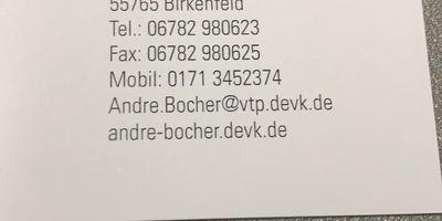DEVK Versicherung: André Bocher in Birkenfeld an der Nahe