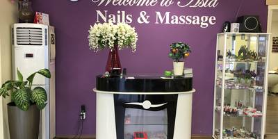 Asia Nails & Massage in Gießen