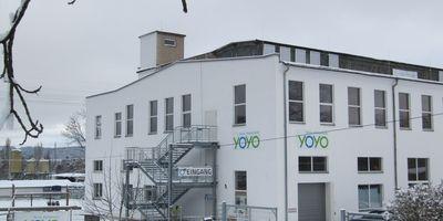YOYO - deine Kletterhalle in Heidenau in Sachsen