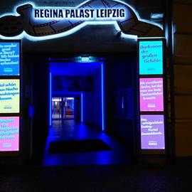 Bild zu Regina-Palast in Leipzig