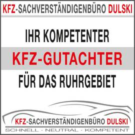 Kfz-Sachverständigenbüro Dulski in Mülheim an der Ruhr