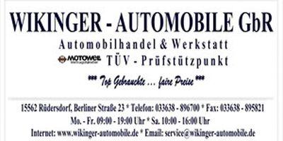 Wikinger - Automobile GbR in Rüdersdorf bei Berlin