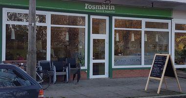 Rosmarin in Greifswald