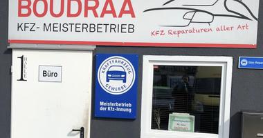 Boudraa Kfz-Meisterbetrieb in Alfter