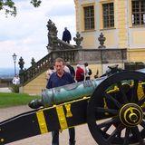 Festung Königstein in Königstein in der Sächsischen Schweiz