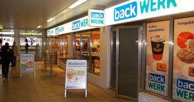 BackWerk Magdeburg - Hbf in Magdeburg