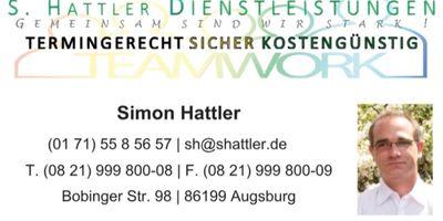 easyumzugsbox S. Hattler Dienstleistungen in Augsburg