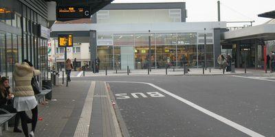 Bahnhof Horrem in Kerpen im Rheinland