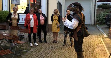 Fulda Nachtwächter Stadtführung in Fulda
