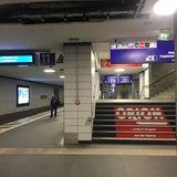 S + U Bahnhof Berlin-Friedrichstraße in Berlin