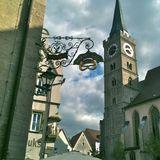 Cafe & Bäckerei Spenkuch im alten Rathaus in Ochsenfurt