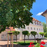Historische Kuranlagen und Kurpark in Bad Lauchstädt