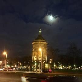 Bild zu Wasserturm am Friedrichsplatz in Mannheim
