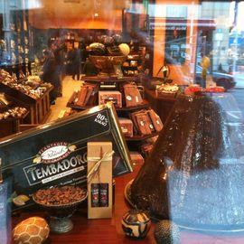 Fassbender & Rausch Chocolatiers am Gendarmenmarkt in Berlin