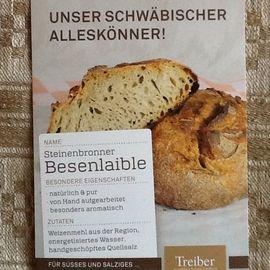 Treiber Bäckerei und Konditorei GmbH in Stuttgart
