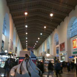Hauptbahnhof Stuttgart in Stuttgart