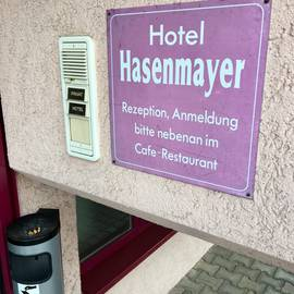 Hotel Hasenmayer in Pforzheim