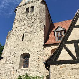 Stadtkirche St. Nicolai in Landsberg in Sachsen Anhalt