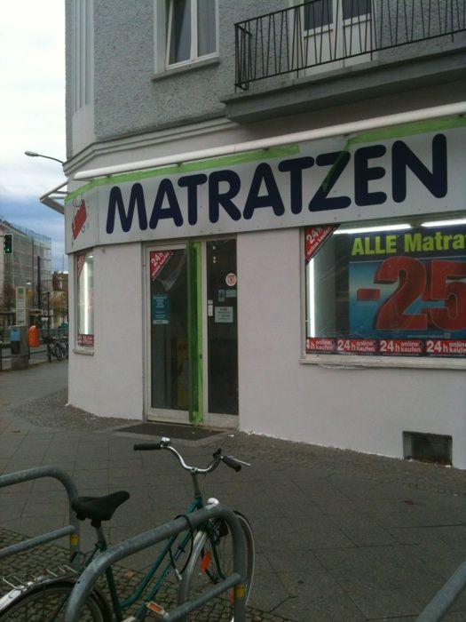 matratzen concord gmbh 5 fotos berlin wei ensee berliner allee golocal. Black Bedroom Furniture Sets. Home Design Ideas