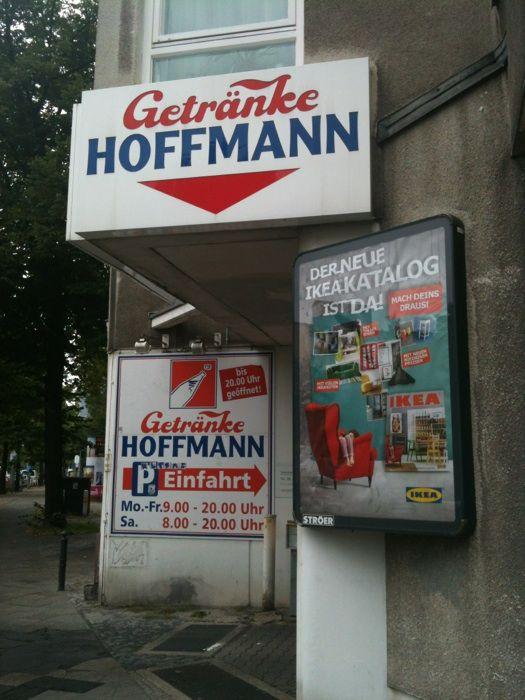 Getränke Hoffmann GmbH in Berlin ⇒ in Das Örtliche