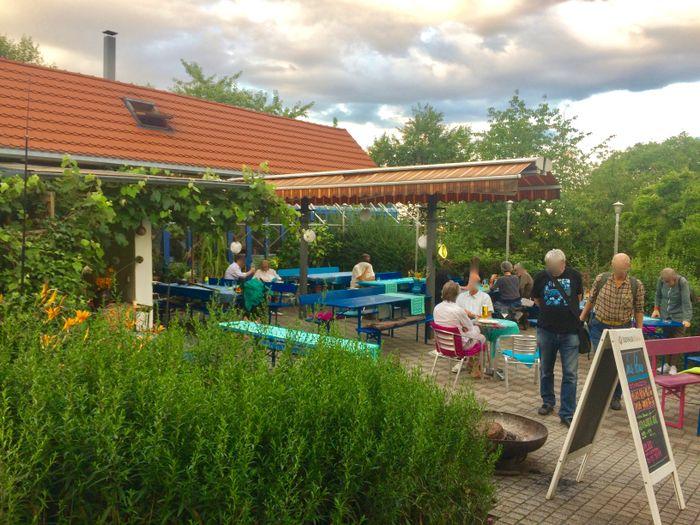 Biergarten am Killesberg - 13 Bewertungen - Stuttgart Nord