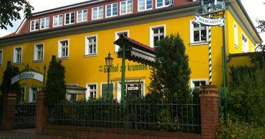 Landgasthof Zur krummen Linde in Stolpe Stadt Hohen Neuendorf
