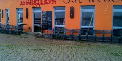 Café- u. Cocktailbar Jambolaya Gaststätte in Barth