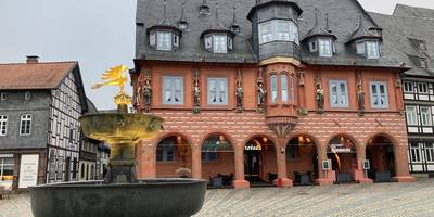 Hotel Kaiserworth in Goslar