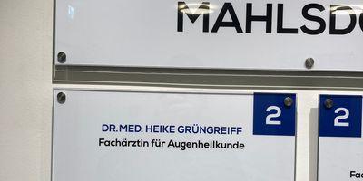 Grüngreiff Heike Dr. Augenarztpraxis in Berlin